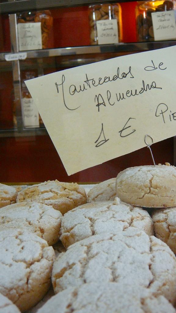 マンテカード ガリシア サンティアゴ・デ・コンポステラ スイーツ クッキー