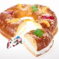 ロスコンデレジェス スペインのクリスマスケーキ
