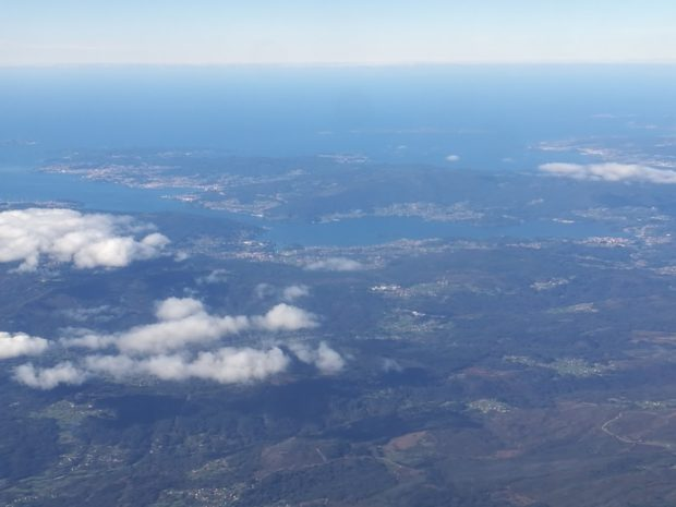 ガリシア海岸線