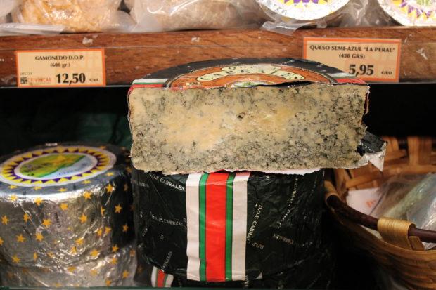 カブラレス チーズ アストゥリアス