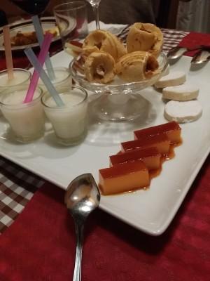 サル・イ・アモール デザート盛り合わせ