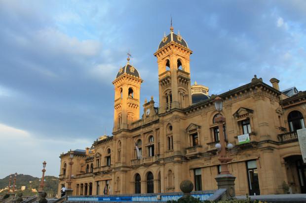 サンセバスチャン 市役所