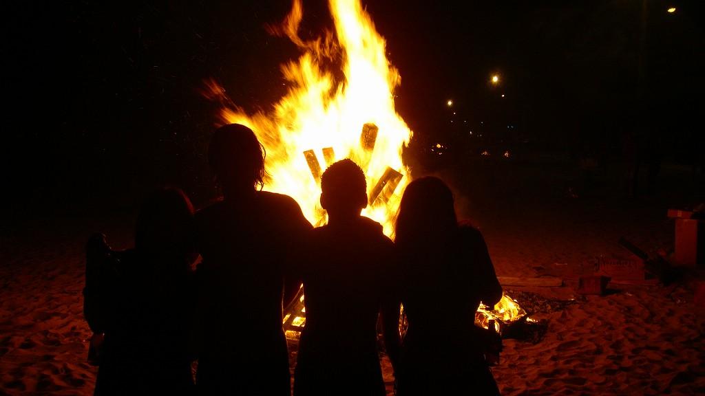 サン・フアン祭り