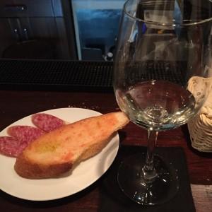 スペインワイン会「クロス・モガドールの巻」