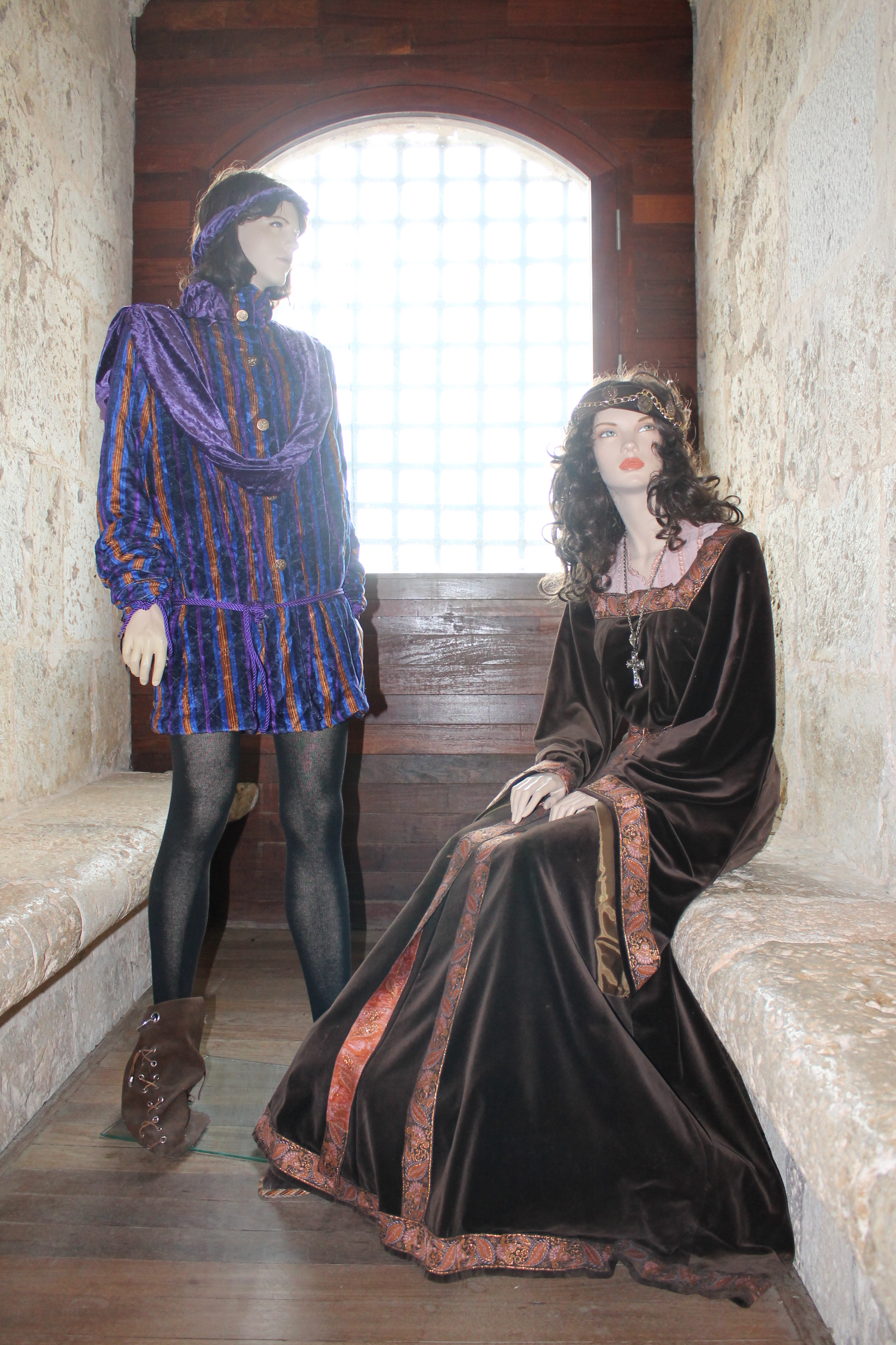 ペニャフィエル城 -リベラ・デル・ドゥエロ