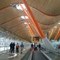 スペイン マドリード バラッハス空港