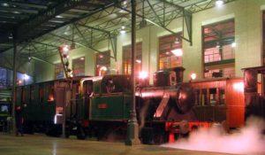 Gijon ヒホン 鉄道博物館