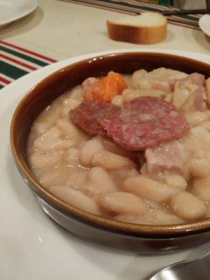 ランブロア 白いんげん豆の煮込み
