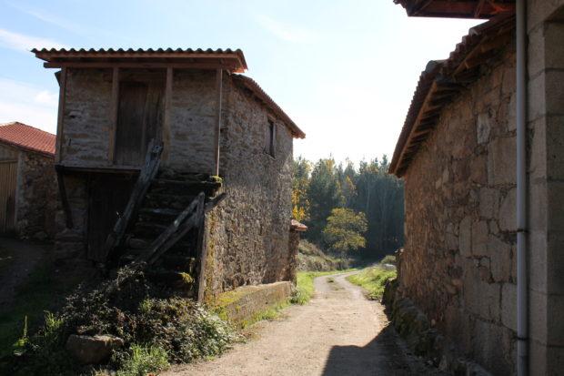 ガリシアの村
