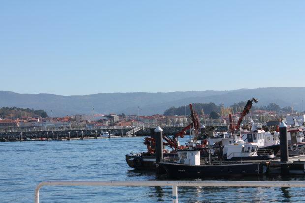 リアス・バイシャスの港