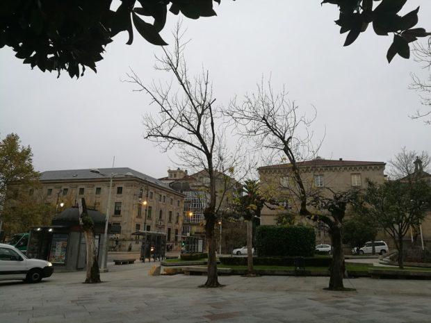 オウレンセの景色