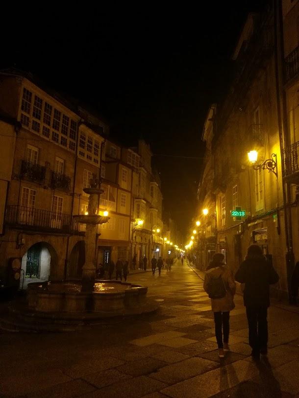 オウレンセ 旧市街