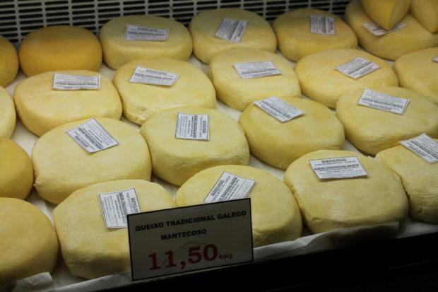 ガリシア オウレンセ チーズ