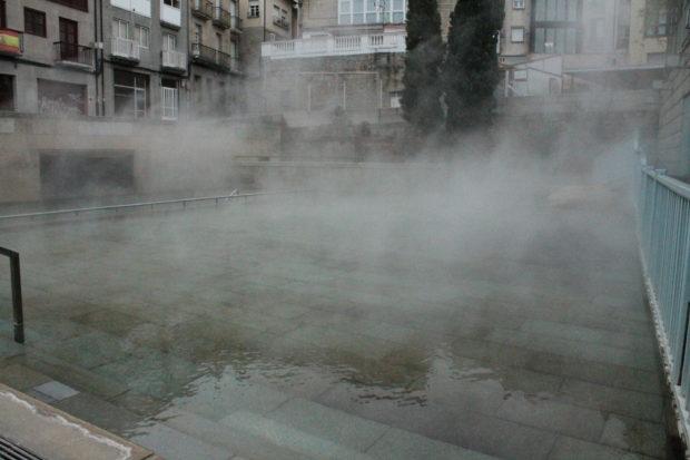 オウレンセ 温泉
