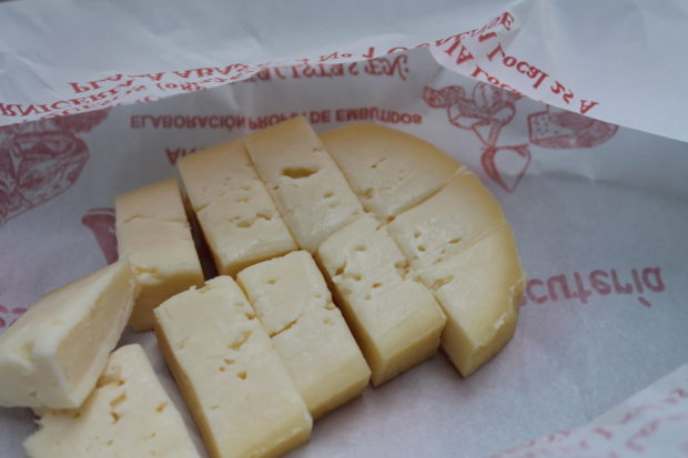 オウレンセ チーズ