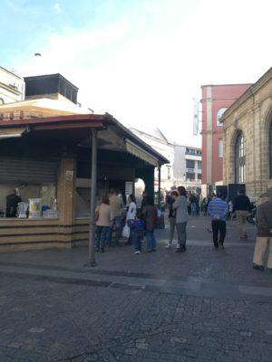 ヘレスの市場