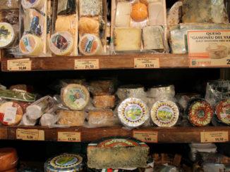 スペイン語でチーズはケソ
