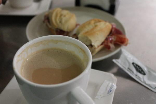ビルバオ カフェ