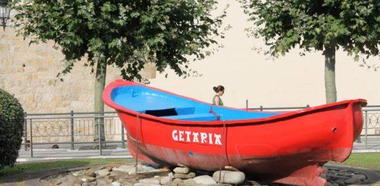 ゲタリア バスクの港町