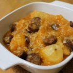 スペイン料理 レシピ アストゥリアス風じゃがいもの煮込み