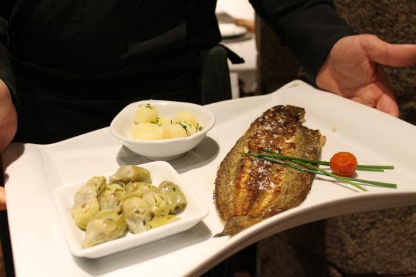 パラドール レストラン サンティアゴ・デ・コンポステラ
