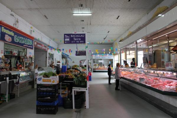パドロンの市場