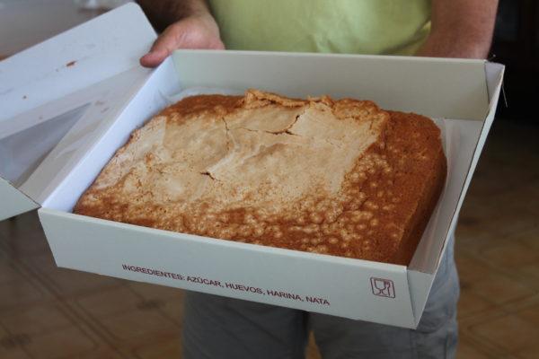ビカ ガリシア・オウレンセのお菓子