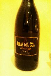 スペインワイン リバスデルクア