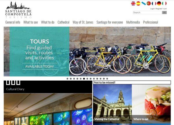 Santiago de Compostela turismo