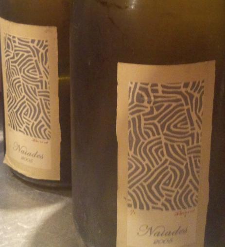 スペインワイン ナイアデス