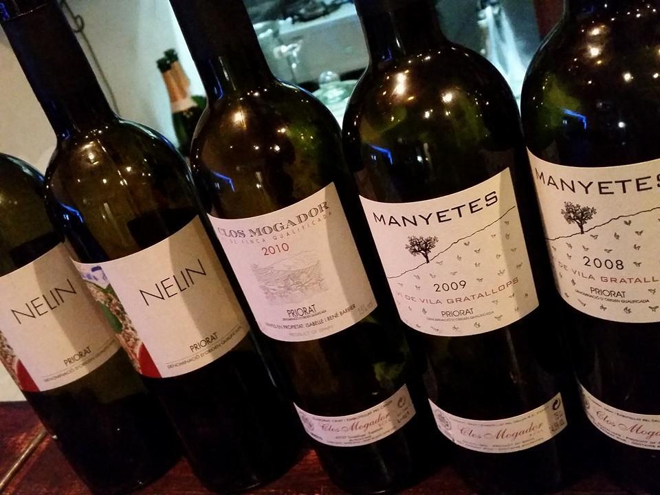 スペインワイン会