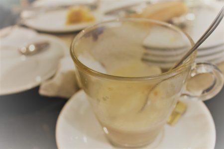 サンティアゴ・デ・コンポステーラ カフェ