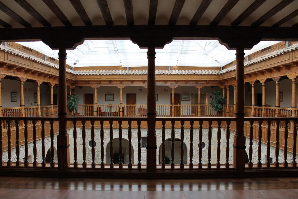 ペニャフィエル -リベラ・デル・ドゥエロ 修道院ホテル