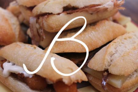 Bではじまるスペイン料理用語