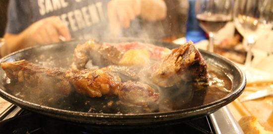 ガリシア 焼肉