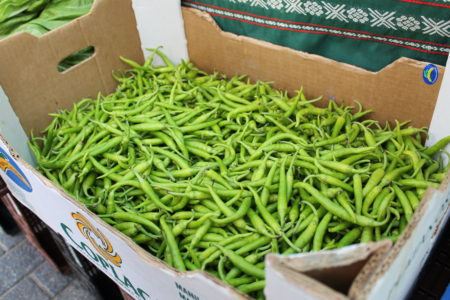 サンセバスチャン 市場