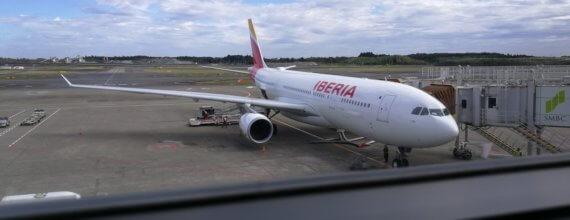 スペイン直行便