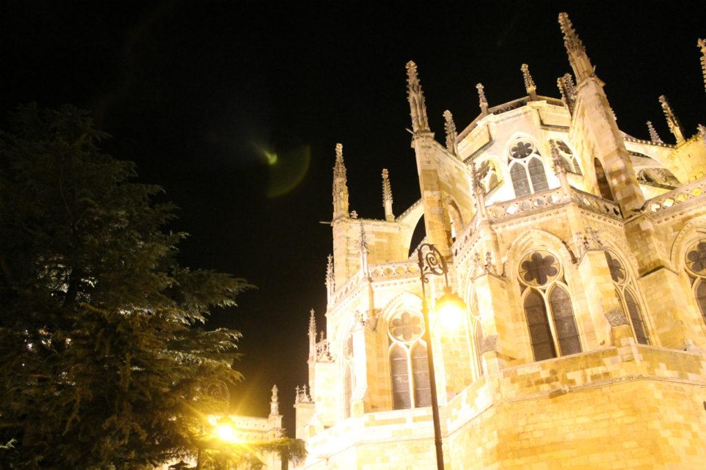 スペイン カスティージャ・イ・レオン レオン 大聖堂