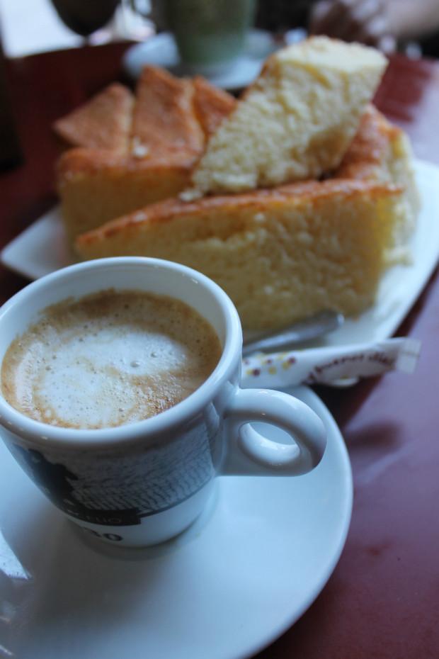 スペイン カスティージャ・イ・レオン レオン 朝食