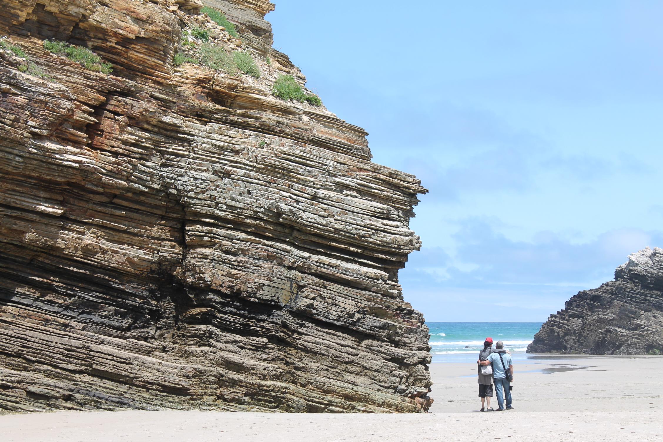 スペイン カテドラルビーチ