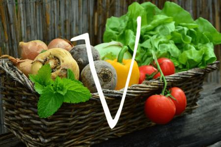 Vではじまるスペイン料理用語