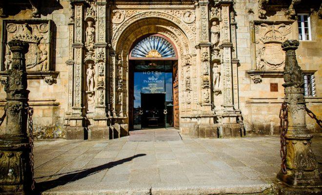 パラドール サンティアゴ・デ・コンポステラ